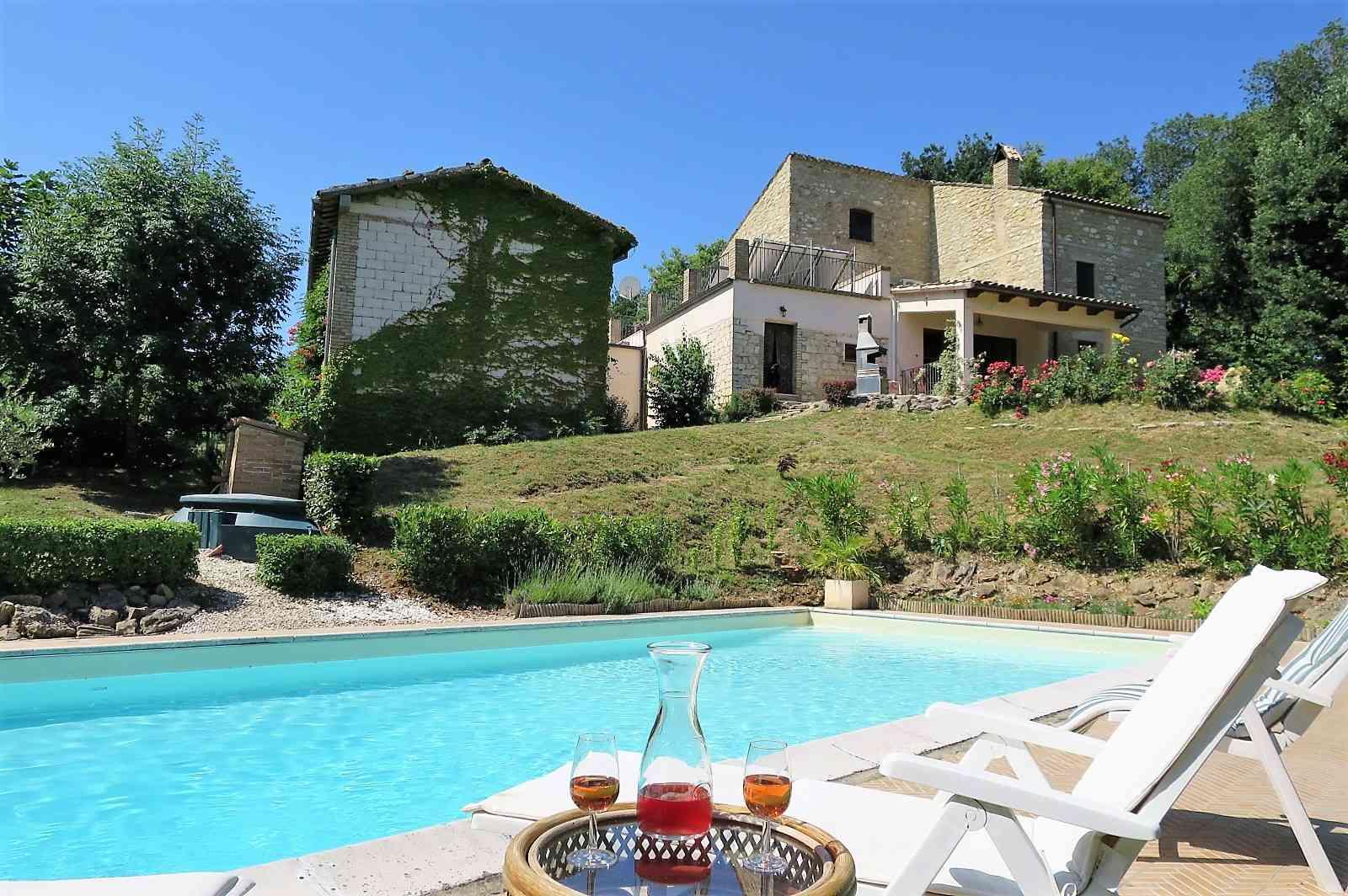 Casa di campagna Casa Le Querce - Filetto - EUR 587.886