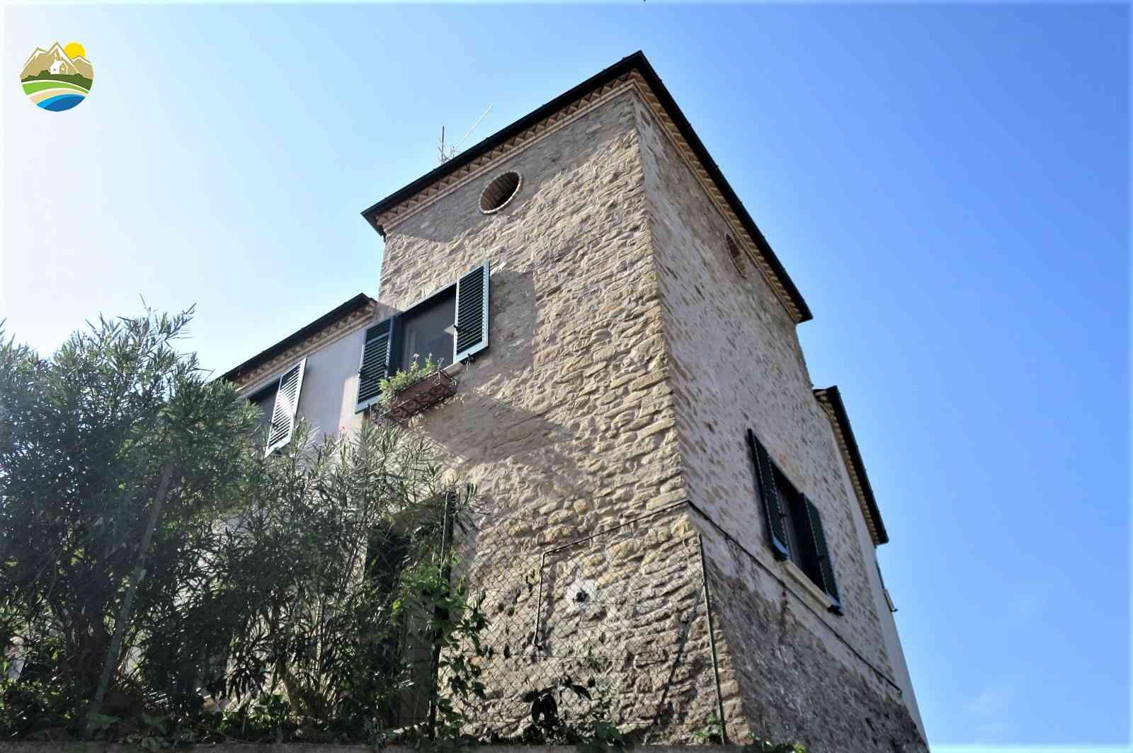 Casa singola La Vecchia Torre - Cellino Attanasio - EUR 255.344