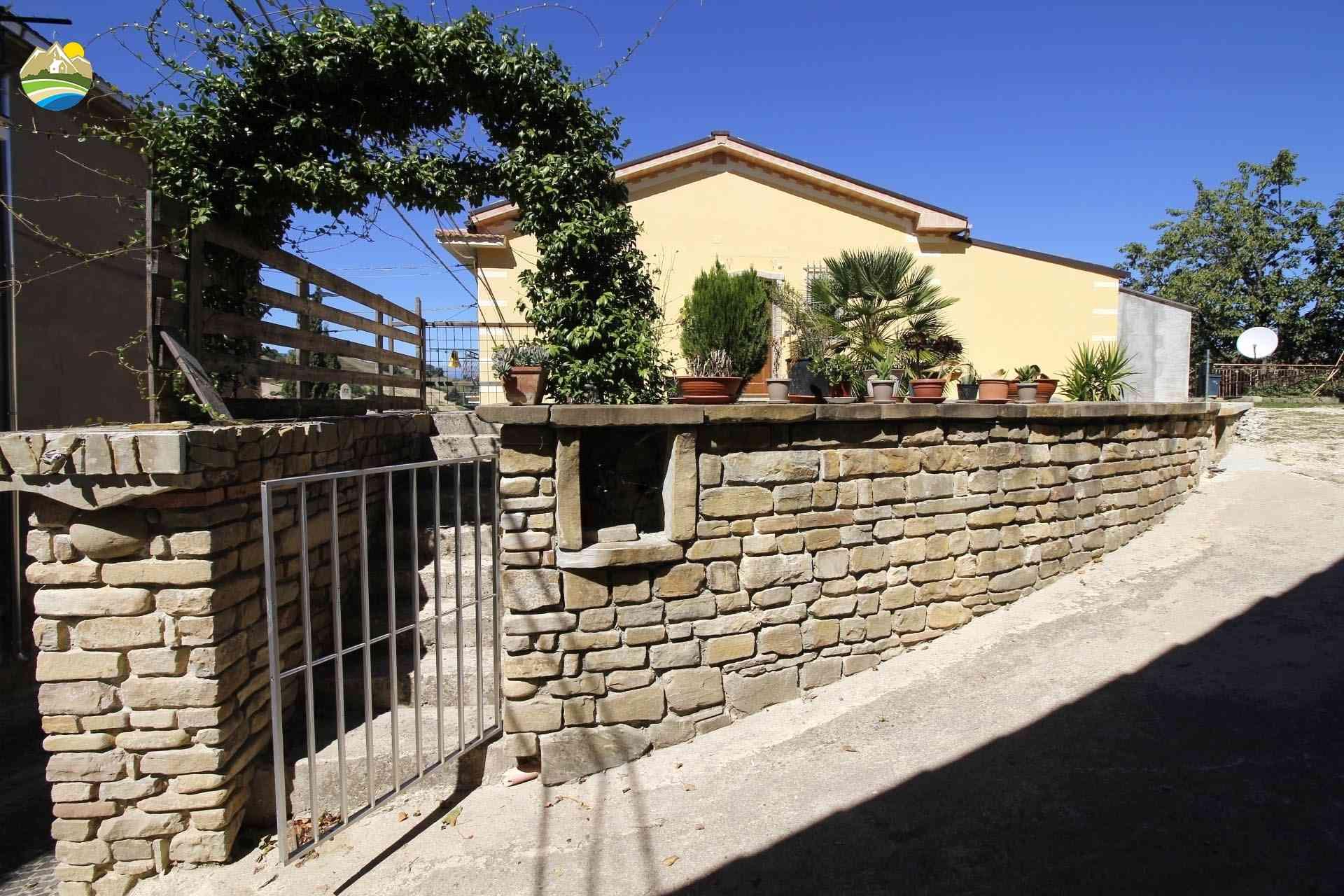 Casa in paese Villetta Lanari - Arsita - EUR 95.012