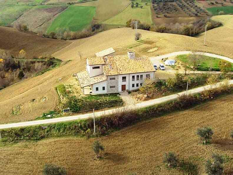 Casa di campagna Casa di campagna in vendita Penne (PE), Casa Cignale - Penne - EUR 0 130