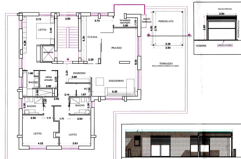 Apartament Apartament for sale Giulianova (TE), Appartamento Gran Panorama - Giulianova - EUR 653.207 320