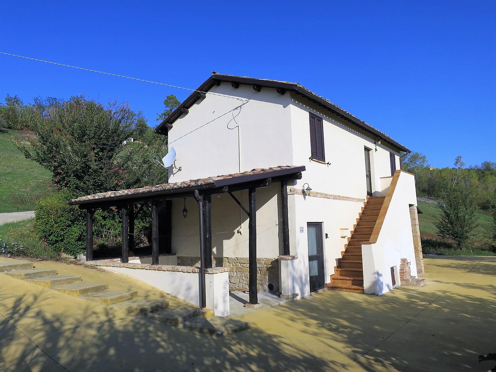 Country Houses Country Houses for sale Montefino (TE), Casa Collina - Montefino - EUR 151.447 10