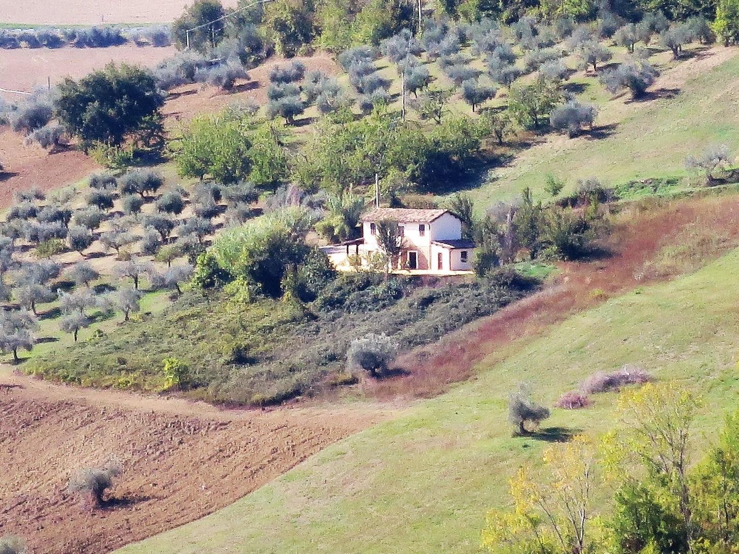 Country Houses Country Houses for sale Montefino (TE), Casa Collina - Montefino - EUR 159.972 430