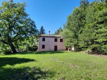 Country Houses Country Houses for sale Montebello di Bertona (PE), Casa Parco - Montebello di Bertona - EUR 195.521 580 small