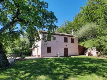 Country Houses Country Houses for sale Montebello di Bertona (PE), Casa Parco - Montebello di Bertona - EUR 195.521 600 small