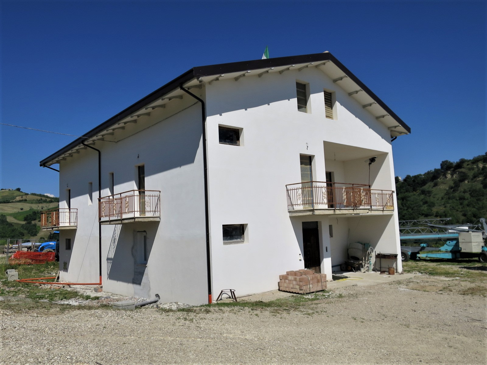 Country Houses Country Houses for sale Montefino (TE), Casa Nocciolo - Montefino - EUR 201.446 10