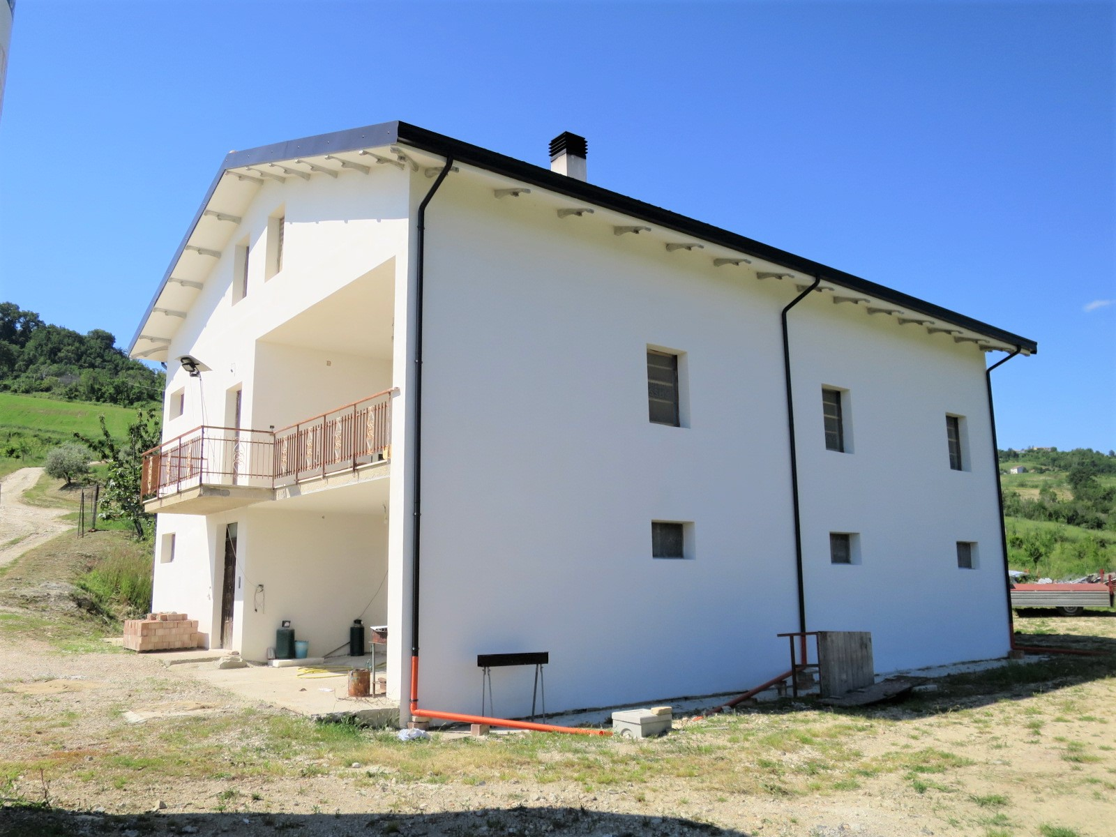 Country Houses Country Houses for sale Montefino (TE), Casa Nocciolo - Montefino - EUR 201.446 360