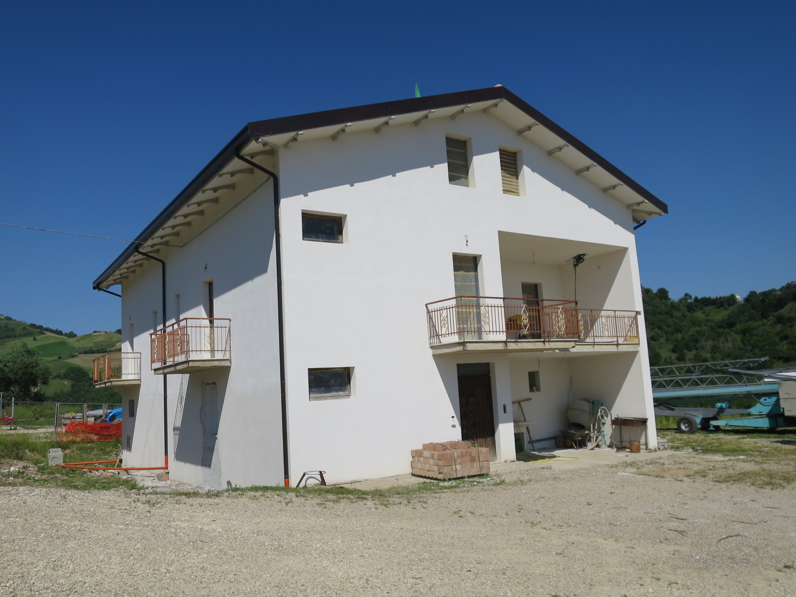 Country Houses Country Houses for sale Montefino (TE), Casa Nocciolo - Montefino - EUR 201.446 580