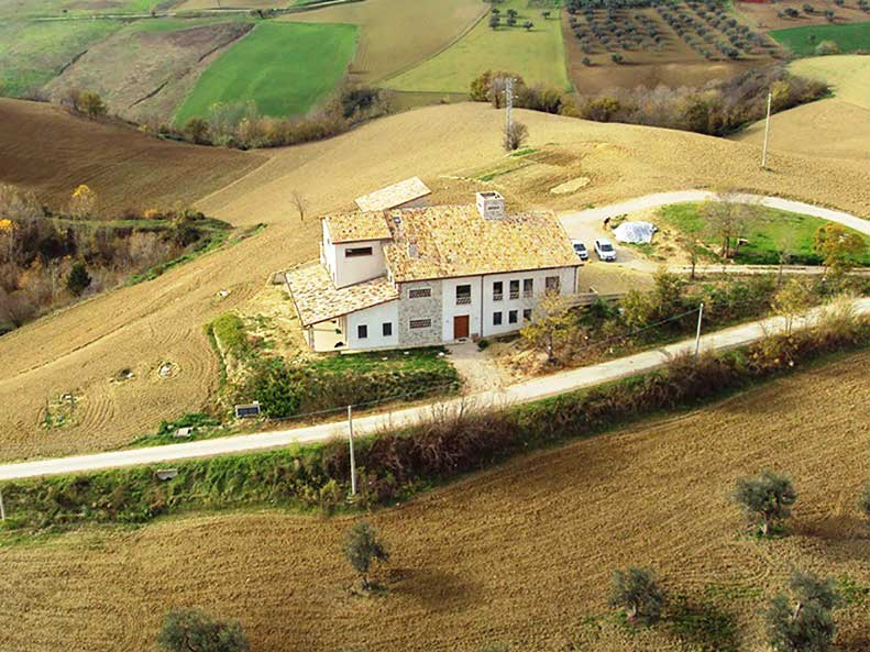 Country Houses Country Houses for sale Penne (PE), Casa Cignale - Penne - EUR 0 130