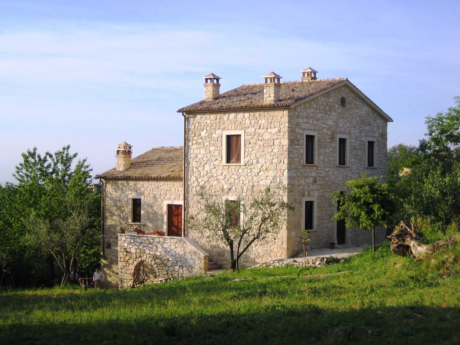 Casa di campagna Casa di campagna in vendita Abbateggio (PE), Casa Selva - Abbateggio - EUR 510.204 10
