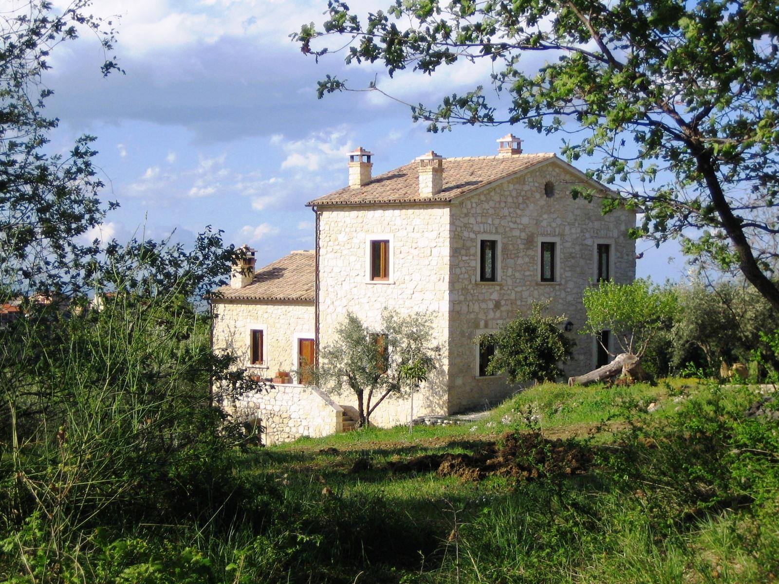 Casa di campagna Casa di campagna in vendita Abbateggio (PE), Casa Selva - Abbateggio - EUR 510.204 230