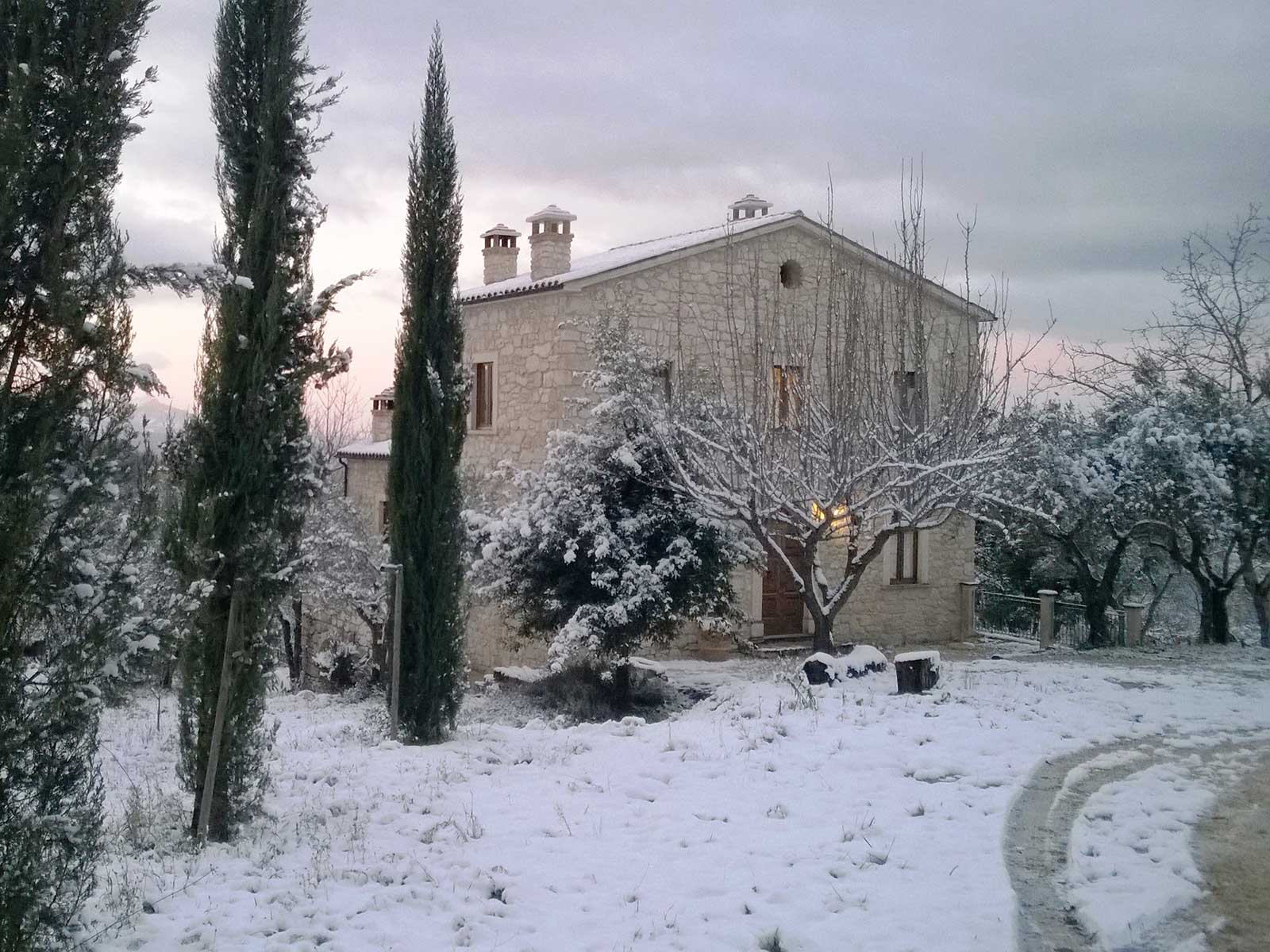Casolare Casolare in vendita Abbateggio (PE), Casa Selva - Abbateggio - EUR 450.000 250