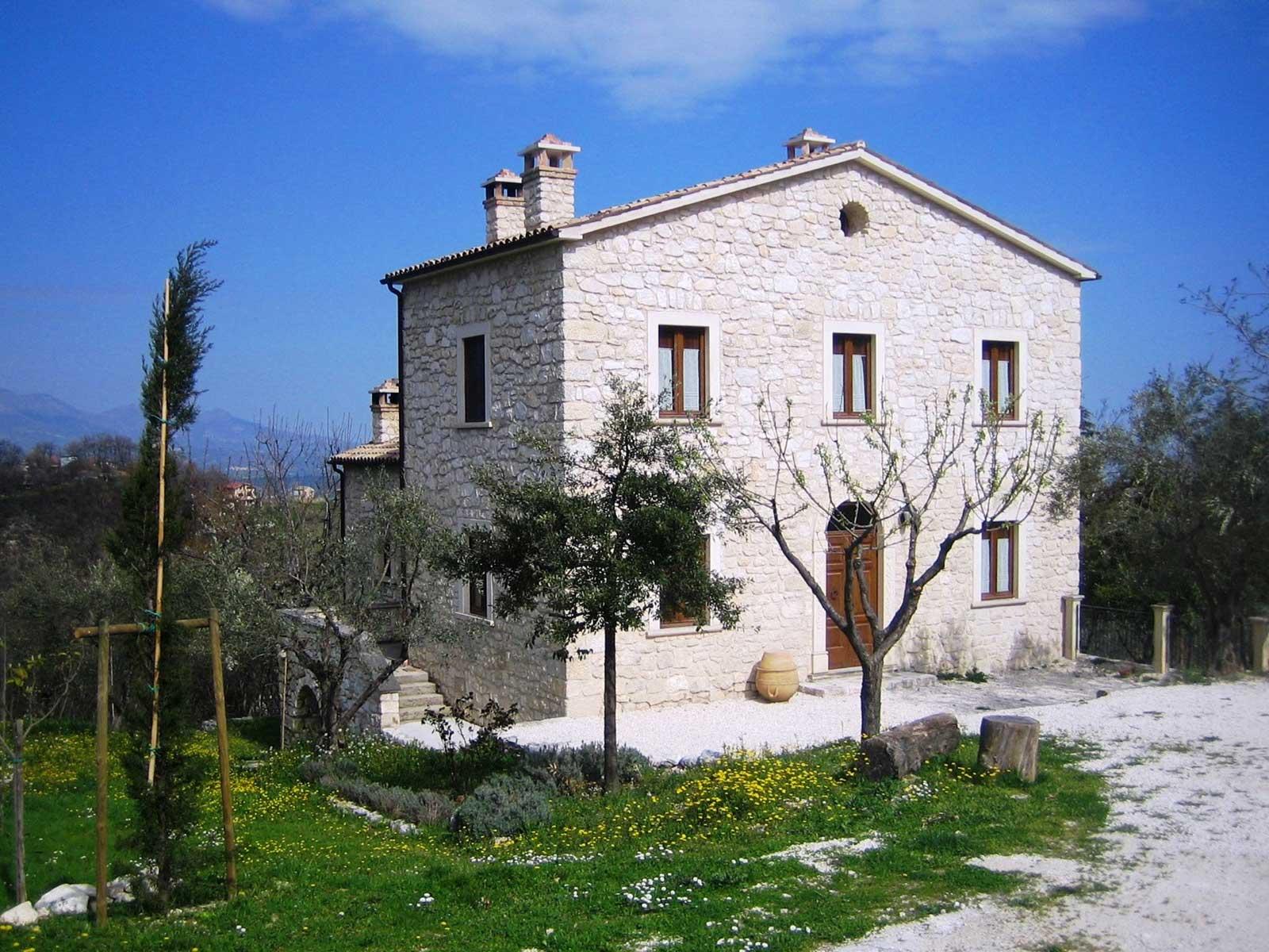 Casa di campagna Casa di campagna in vendita Abbateggio (PE), Casa Selva - Abbateggio - EUR 510.204 50