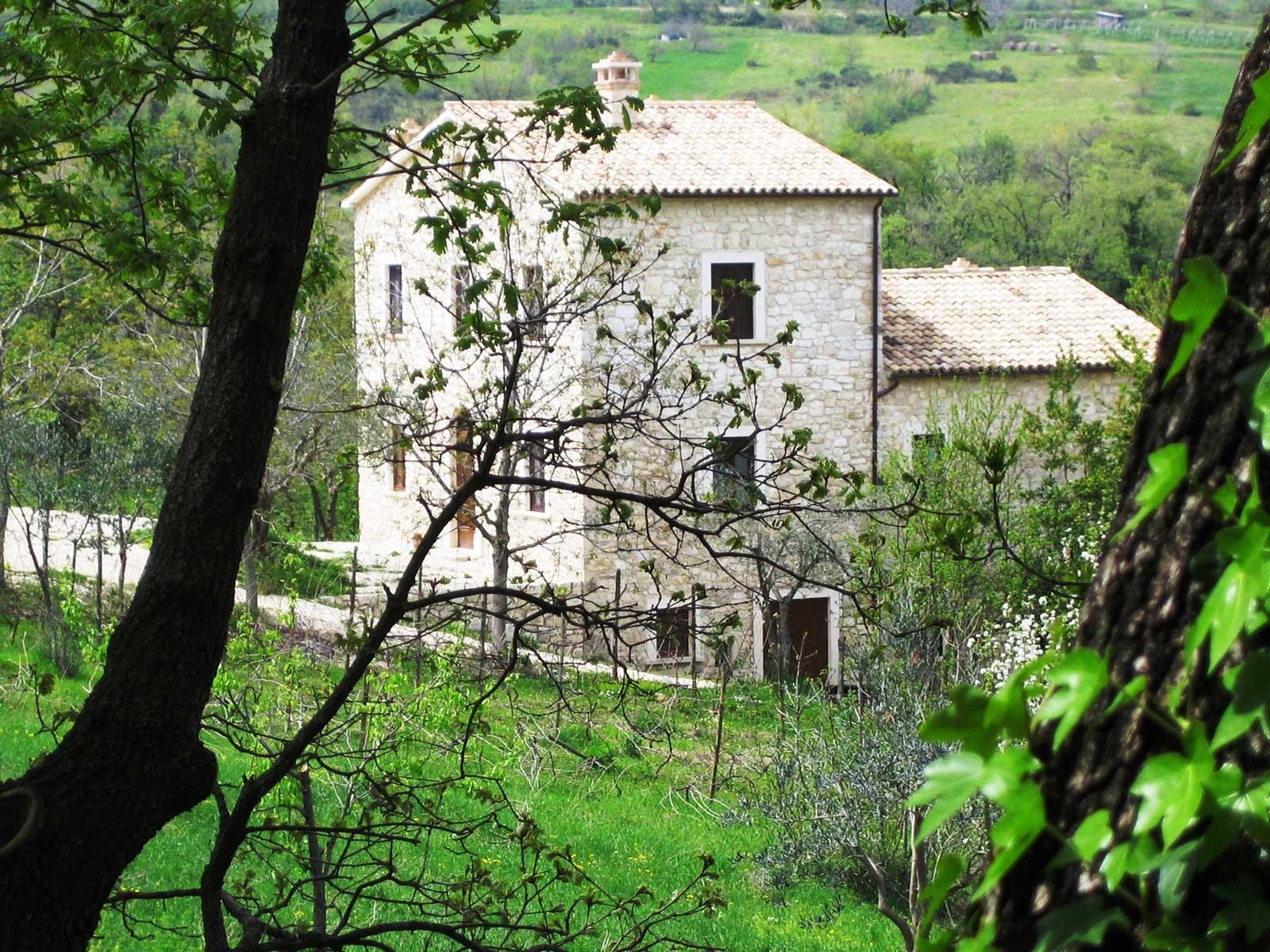 Casa di campagna Casa di campagna in vendita Abbateggio (PE), Casa Selva - Abbateggio - EUR 510.204 60