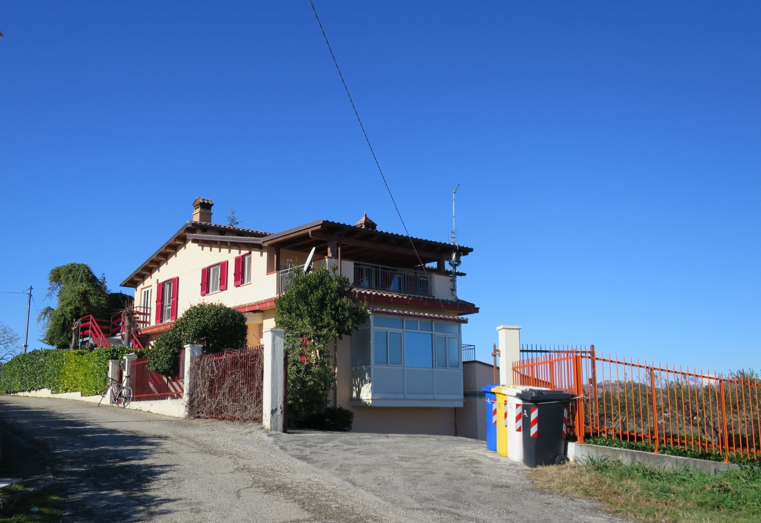 Country Houses Country Houses for sale Cellino Attanasio (TE), Casa Feudi - Cellino Attanasio - EUR 198.728 280