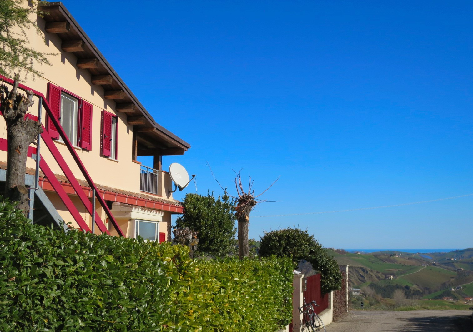 Country Houses Country Houses for sale Cellino Attanasio (TE), Casa Feudi - Cellino Attanasio - EUR 198.728 60
