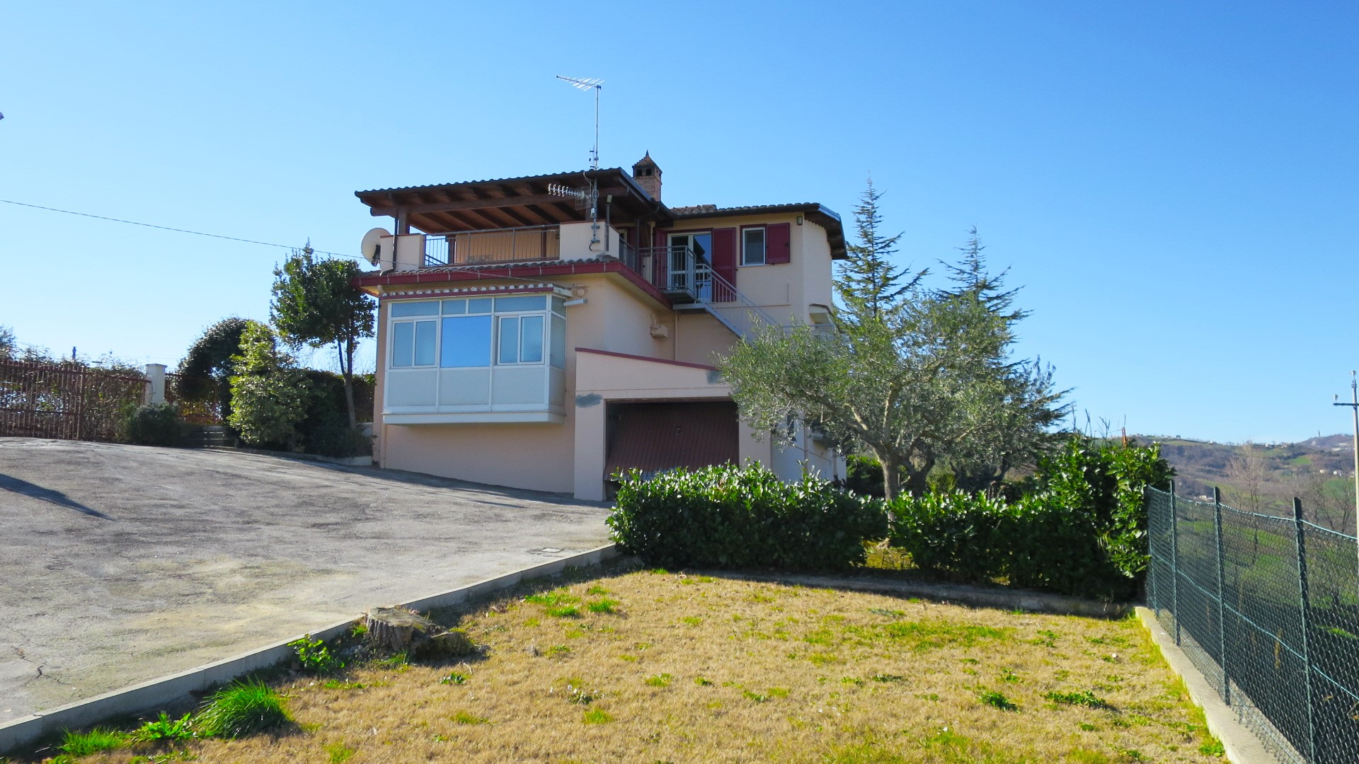 Country Houses Country Houses for sale Cellino Attanasio (TE), Casa Feudi - Cellino Attanasio - EUR 198.728 70