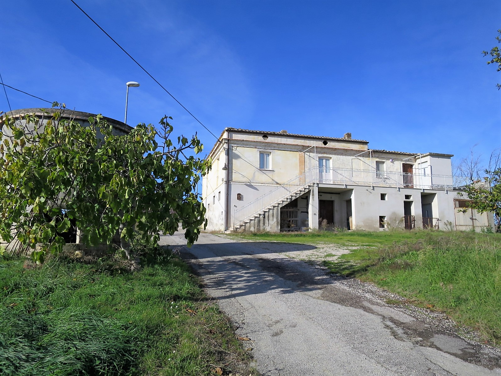 Country Houses Country Houses for sale Elice (PE), Casa Frantoio - Elice - EUR 182.886 70