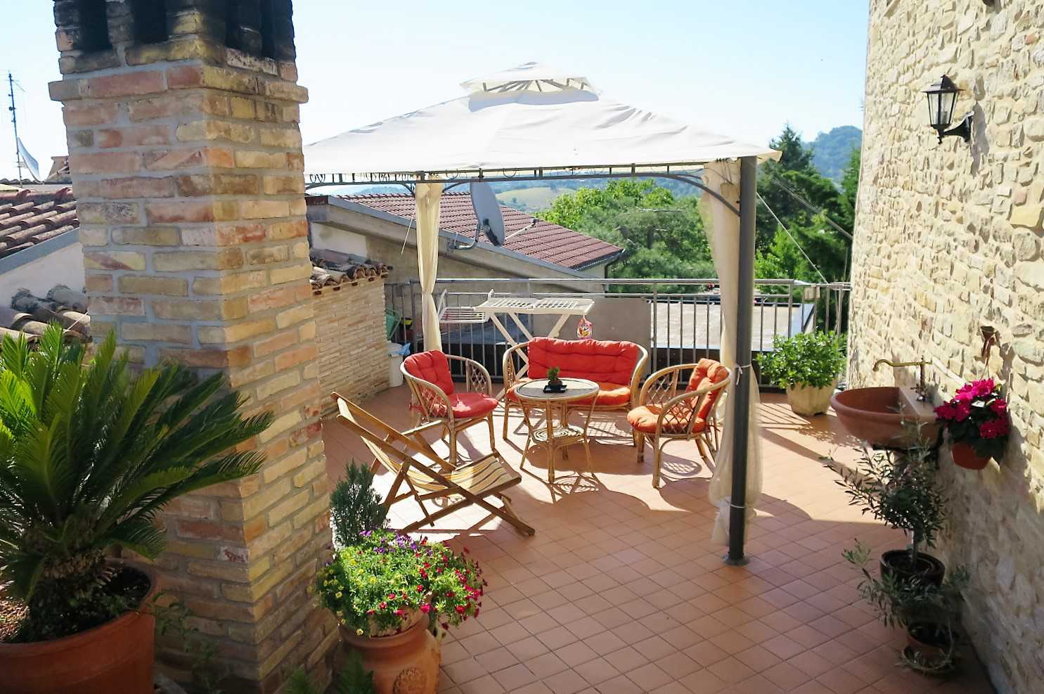 Semi-detached House Semi-detached House for sale Cermignano (TE), Casa Gualtieri - Cermignano - EUR 201.814 210