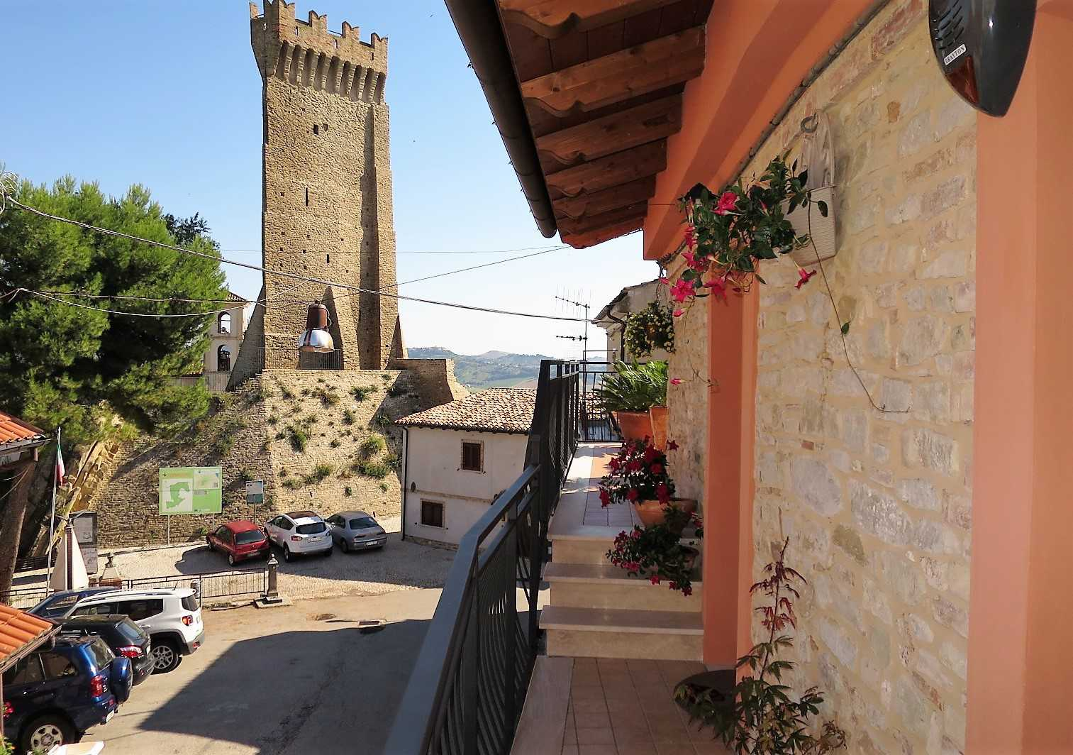 Semi-detached House Semi-detached House for sale Cermignano (TE), Casa Gualtieri - Cermignano - EUR 201.814 240