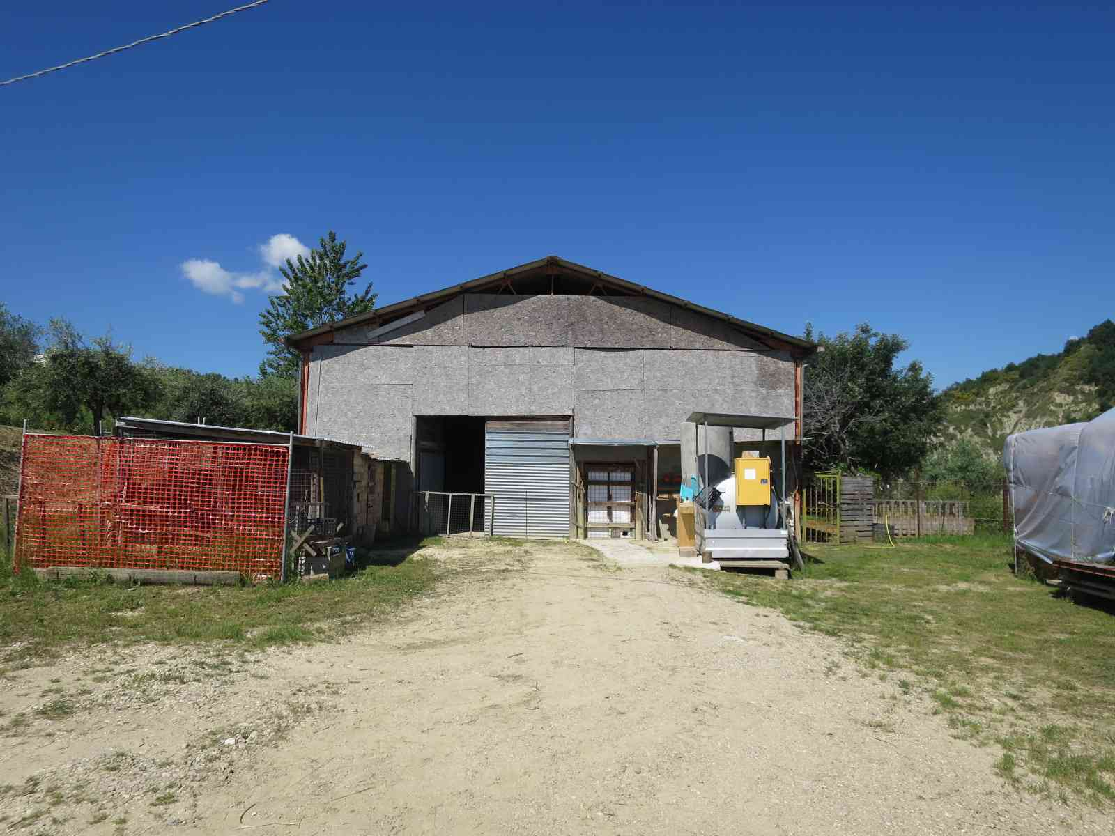 Casa di campagna in vendita Montefino (TE), Casa Nocciolo